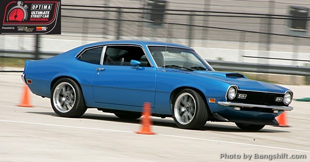 2013 OUSCI Preview- Chris Moore's 1972 Ford Maverick