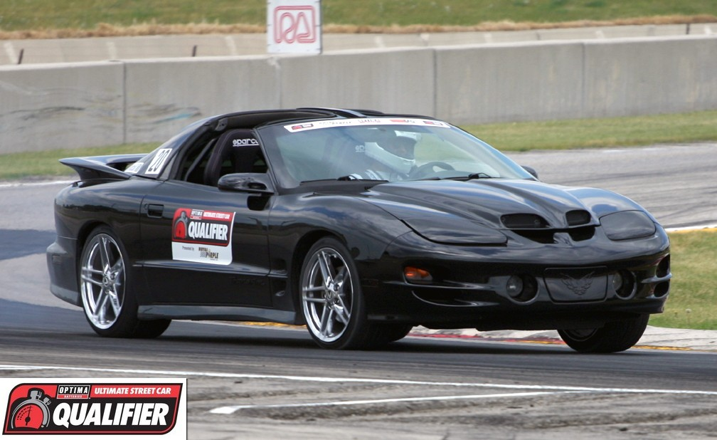OUSCI Preview- Brian Davis' 1999 Pontiac Trans Am