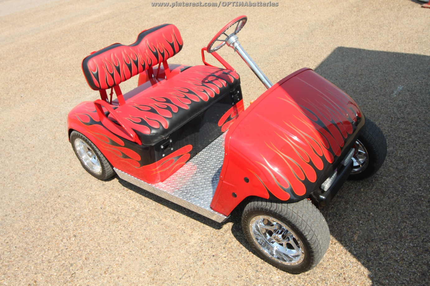 OPTIMA Mailbox- Does OPTIMA make golf cart batteries?