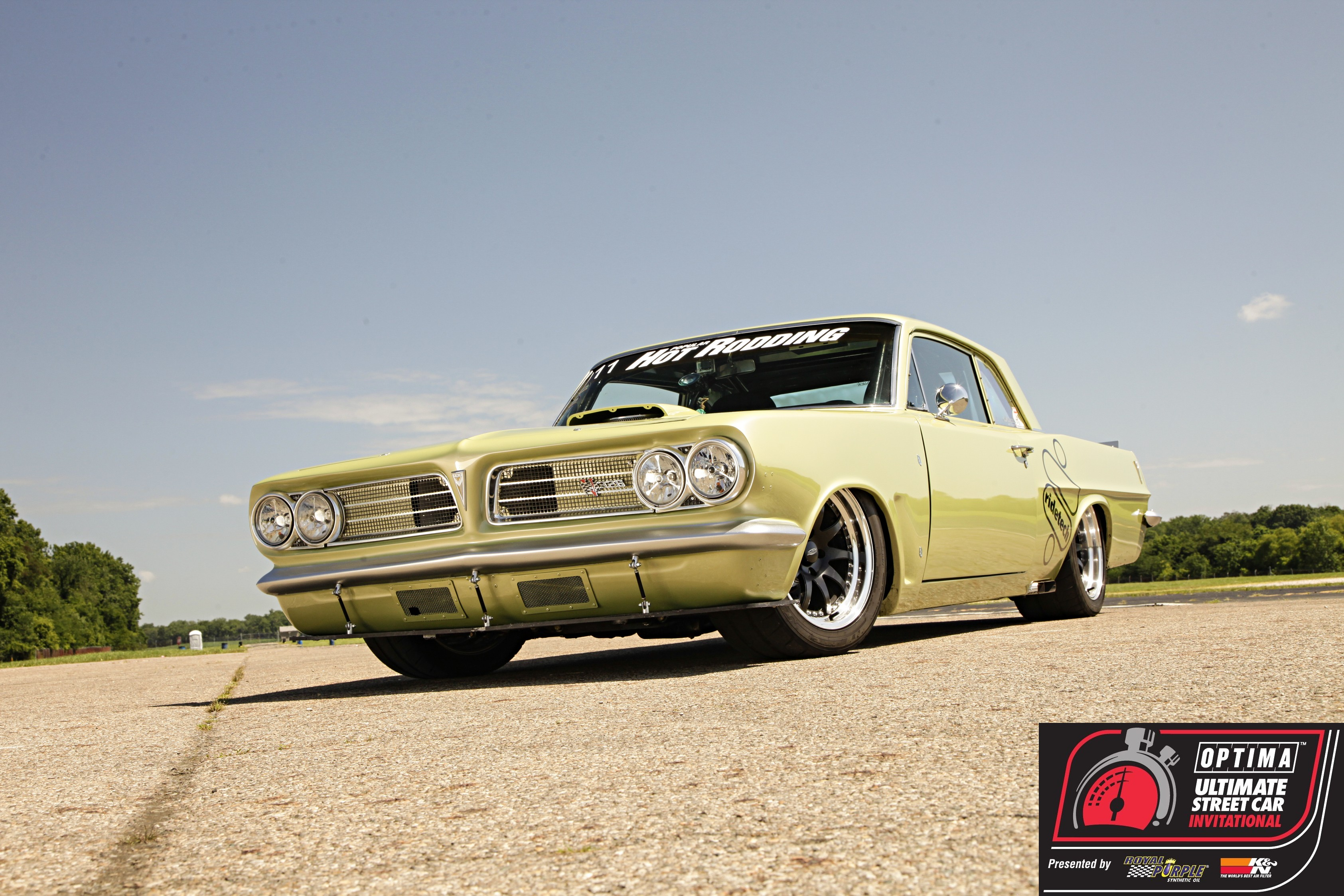 2013 OUSCI Preview- Damion Campbell's 1963 Pontiac LeMans