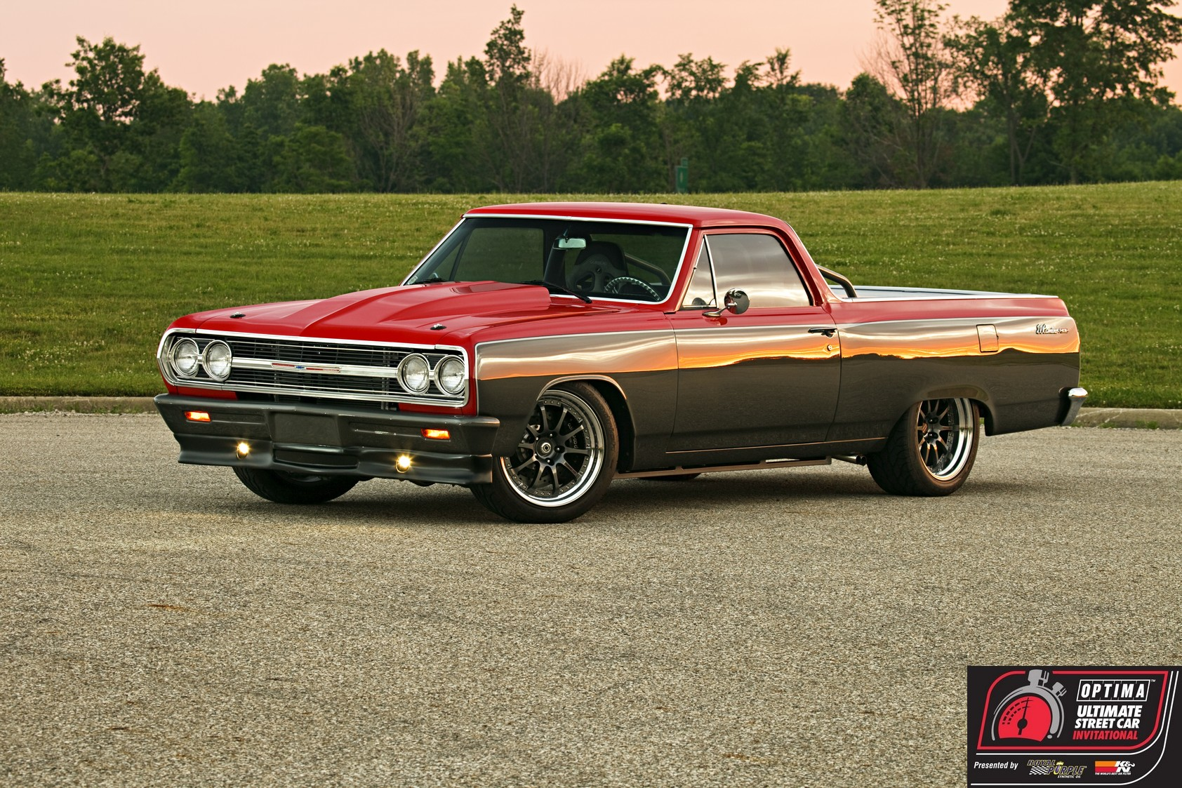 2013 OUSCI Preview- Mike Holleman's 1965 Chevrolet El Camino