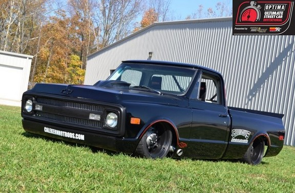 OUSCI Preview- Brad Coomer's 1970 Chevy C10