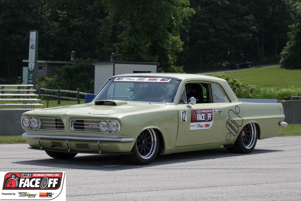 Catching up with Damion Campbell & his 1963 Pontiac LeMans
