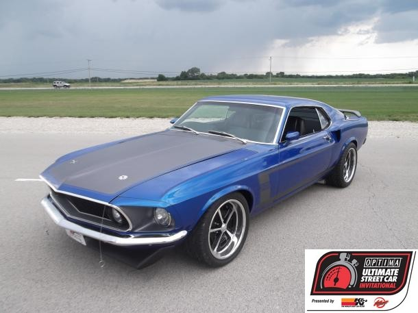 2011 OPTIMA Ultimate Street Car Invitational Preview- Gateway Classic Mustang's '69 Fastback