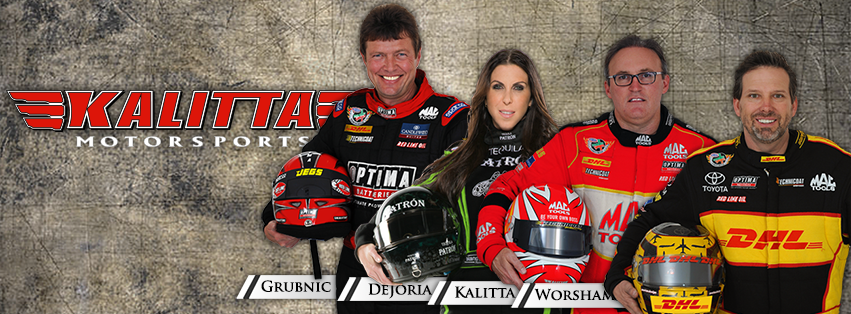 Team Kalitta Qualifies for the 53rd Annual NHRA Winternationals