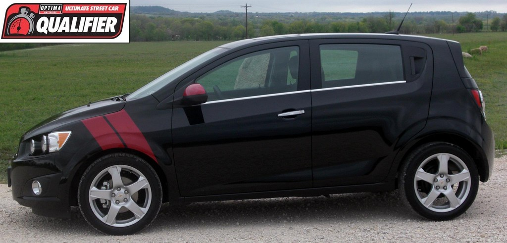 OUSCI Preview- Peter Basica's 2012 Chevrolet Sonic