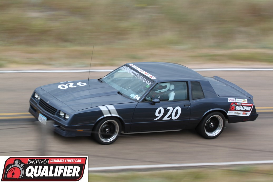 OUSCI Preview- Dan Howe's 1984 Chevrolet Monte Carlo SS