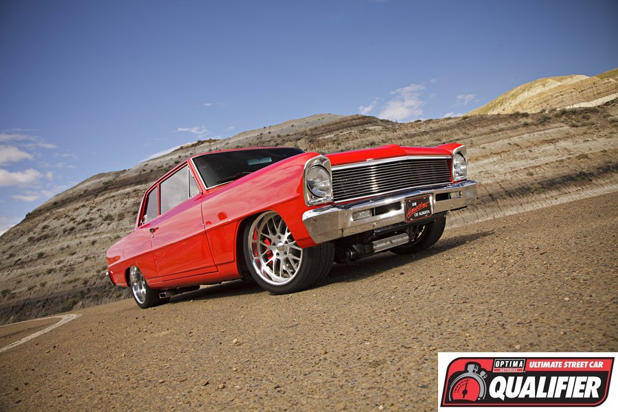OUSCI Preview- Grant Reierson's '66 Chevy II Two-Door Sedan