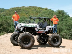 FOUR WHEELER Magazine's Top Truck Challenge