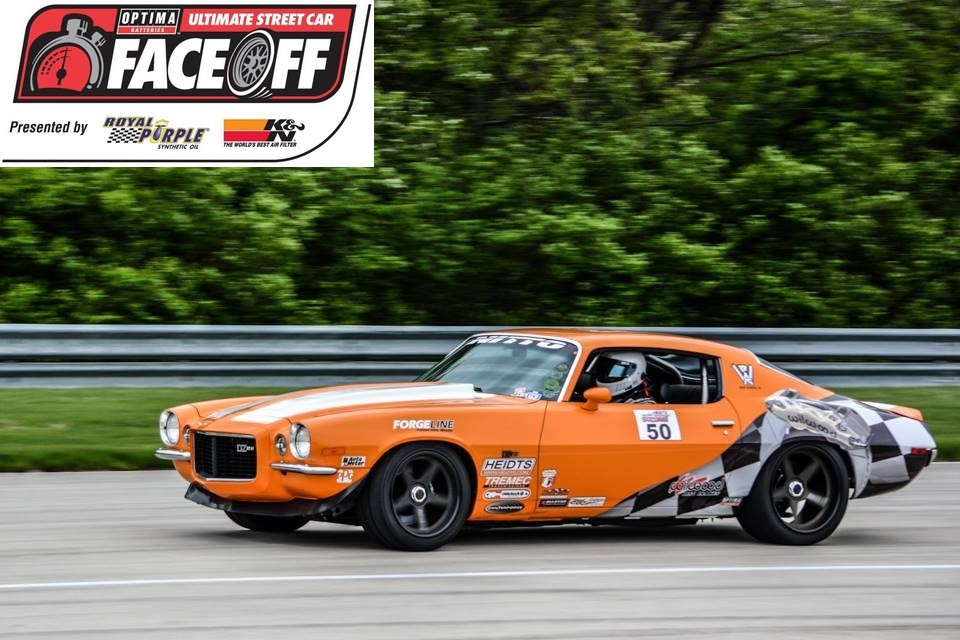 OPTIMA® Faceoff Preview- Randy Johnson's 1970 Camaro