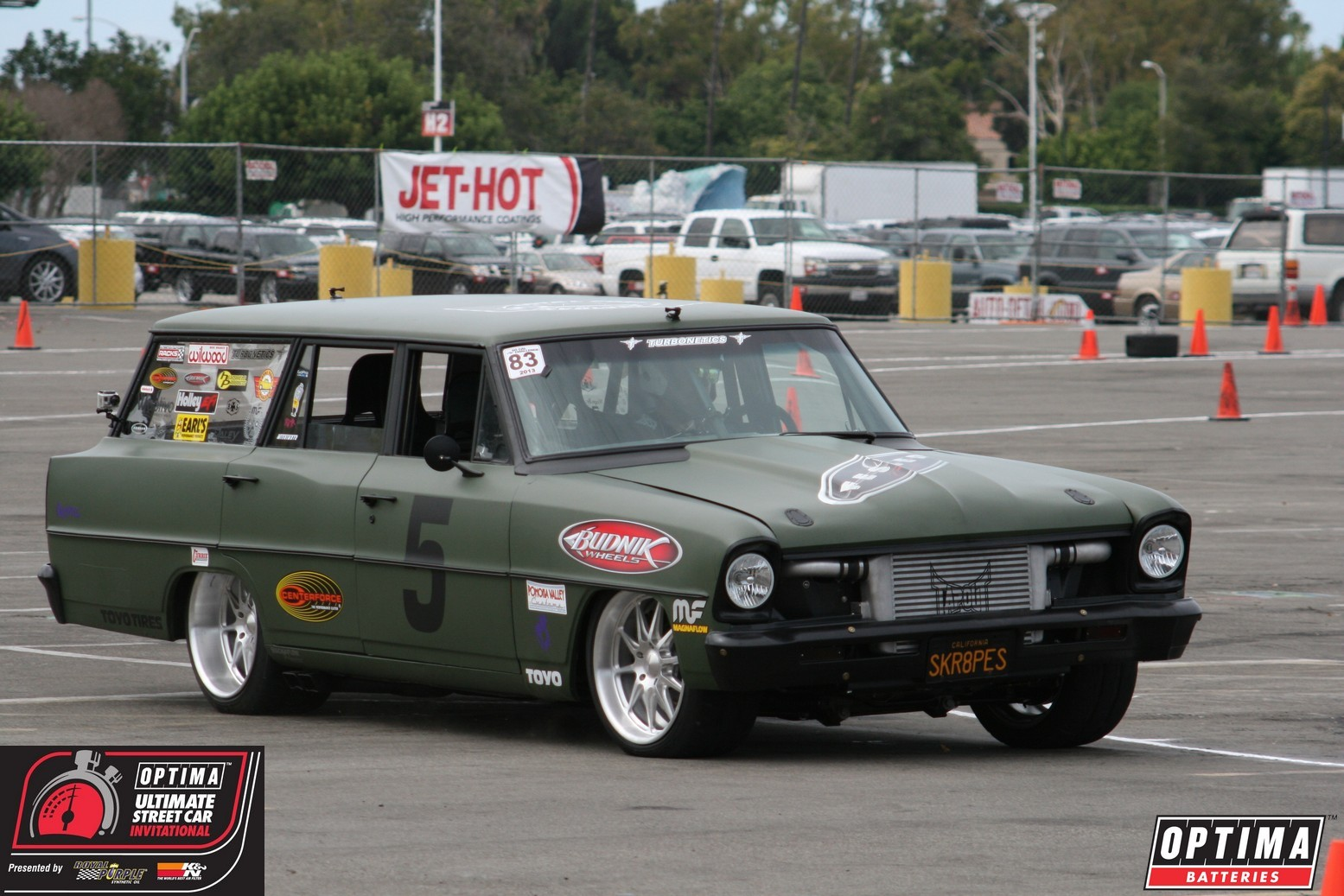 2013 OUSCI Preview- SKRAPE's 1966 Nova Wagon