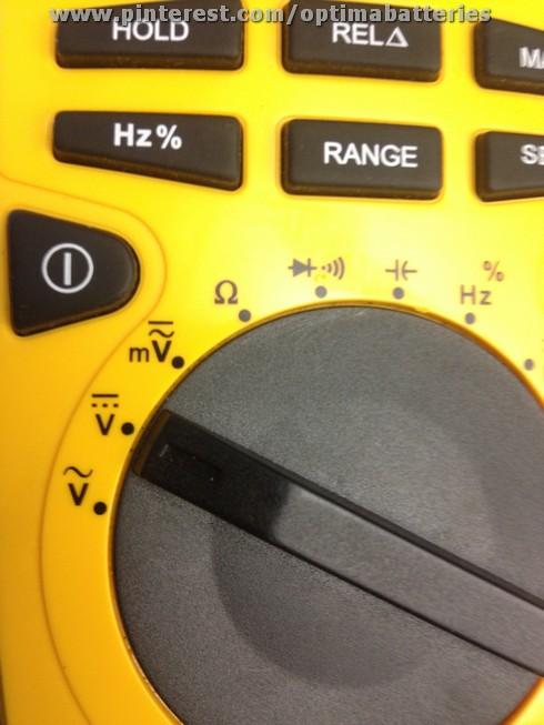 how do you measure battery voltage. Black Bedroom Furniture Sets. Home Design Ideas