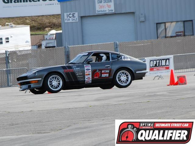 2014 OUSCI Preview-Mark Frazier's 1971 Datsun 240Z