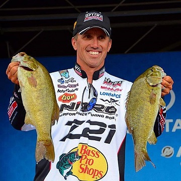 Edwin Evers' Favorite Fishing Moments