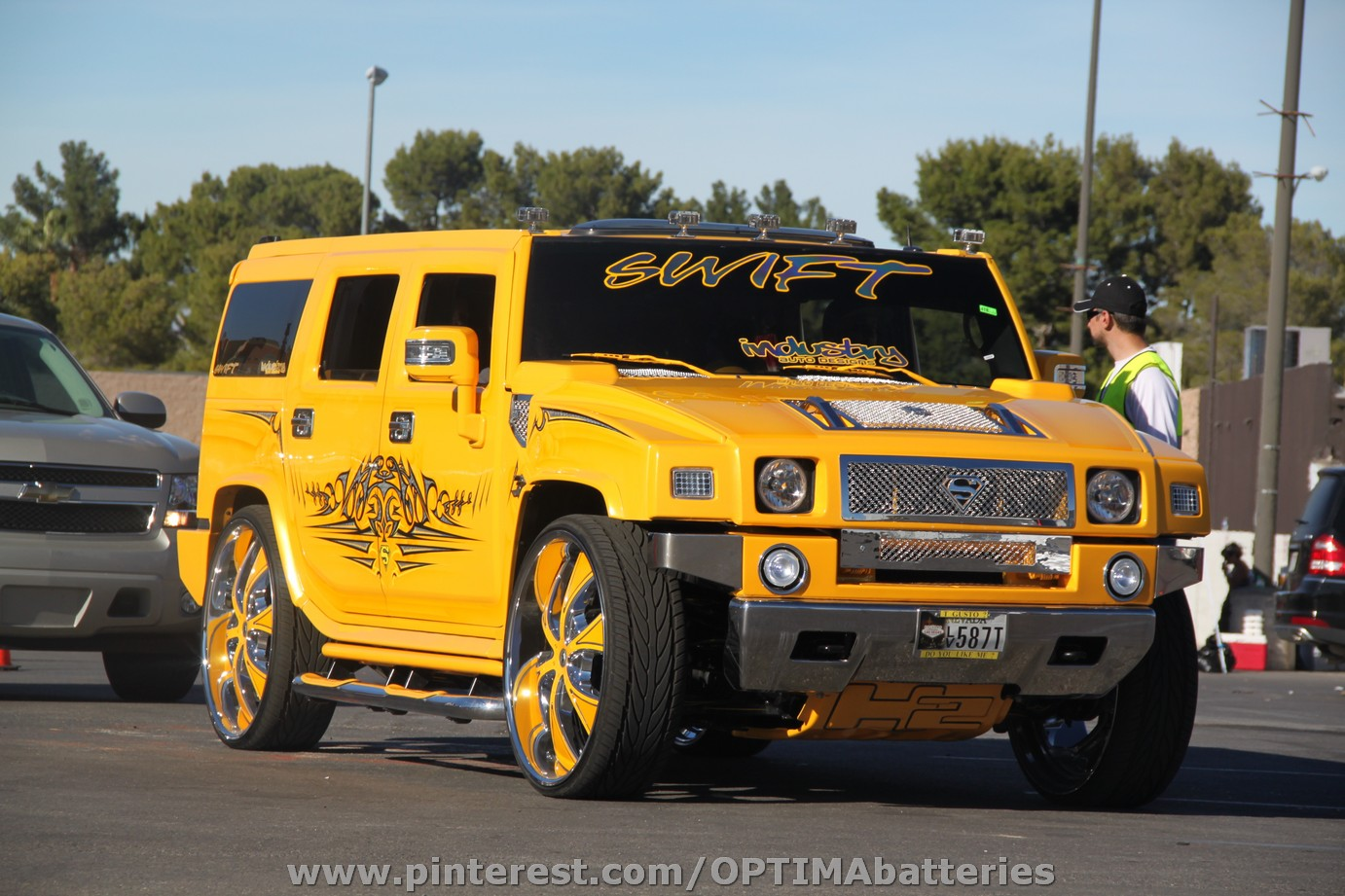 Does OPTIMA Make a Battery for the Hummer?