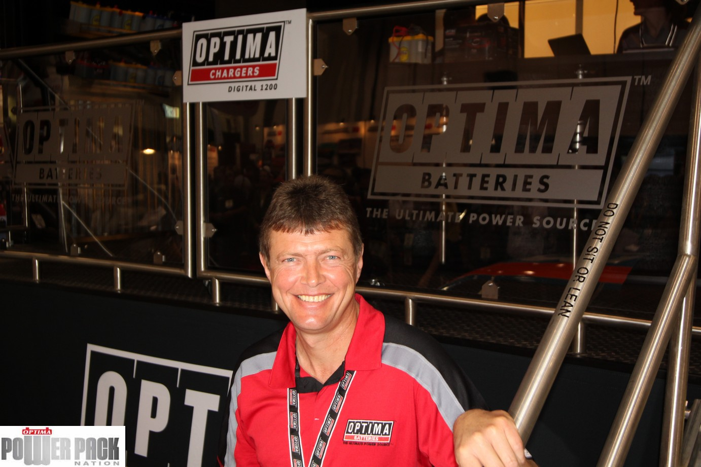 Grubnic Ready to Charge Into 2012 NHRA Season with New OPTIMA Batteries Top Fueler
