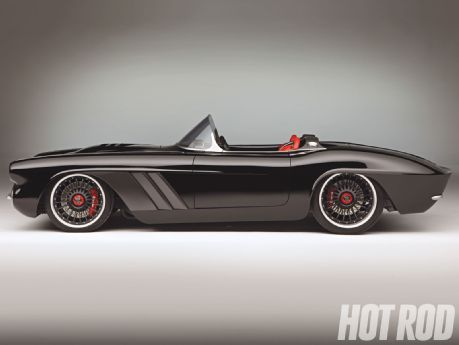 The Roadster Shop's C1RS Corvette