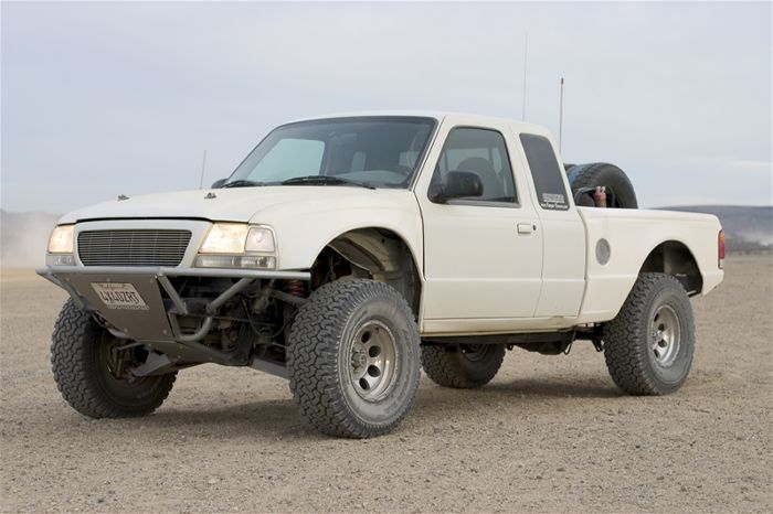 1999 Ford Ranger- Setting A Good Example