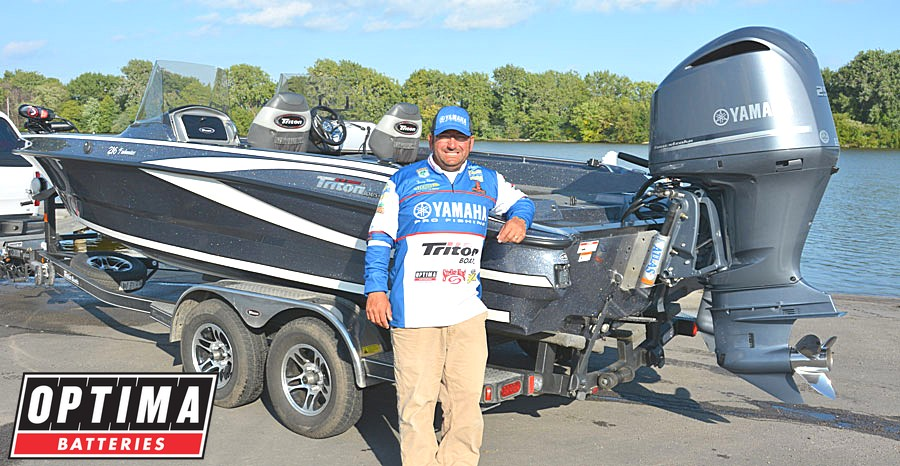 OPTIMA-sponsored Angler, Tommy Kemos Named Angler of the Year