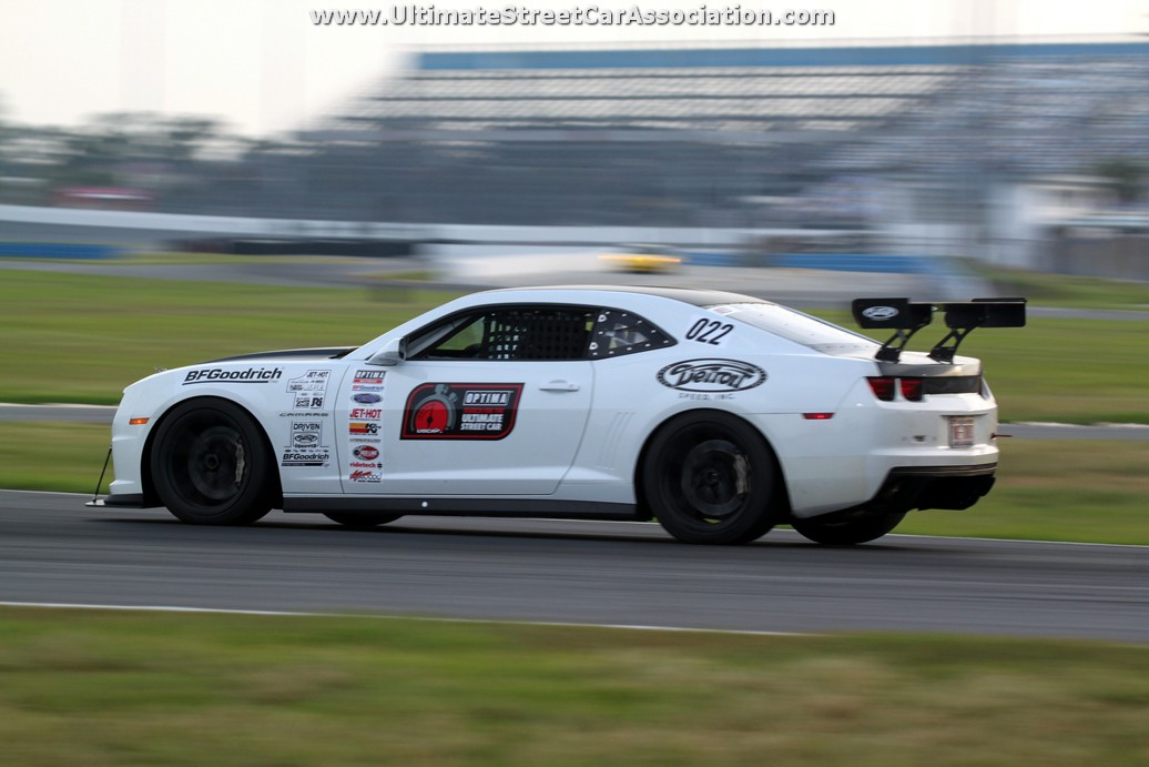 2014 OUSCI Preview- Ryan Mathews' 2012 Chevrolet Camaro