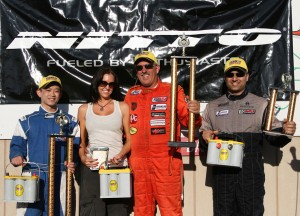 Congratulations to the Top Finishers at Thunderhill Raceway!
