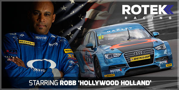 Robb Holland Continues British Touring Car Series Adventure
