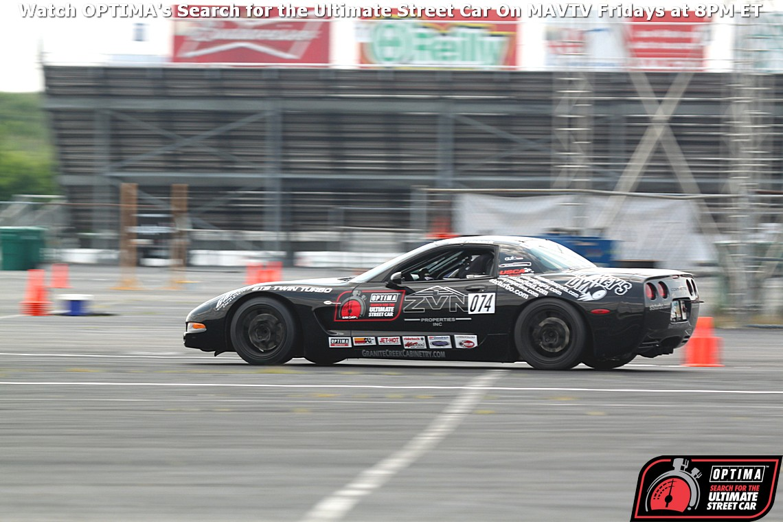 2014 OUSCI Preview- Rick Hoback's 1999 Chevrolet Corvette
