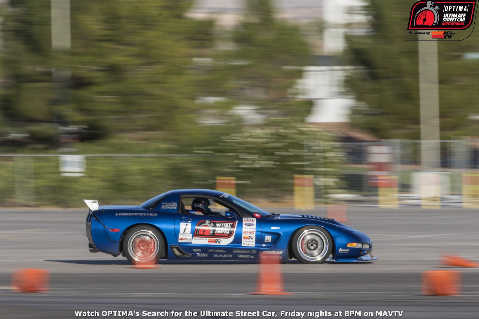 How Danny Popp Won the OPTIMA Ultimate Street Car Invitational for a Third Time