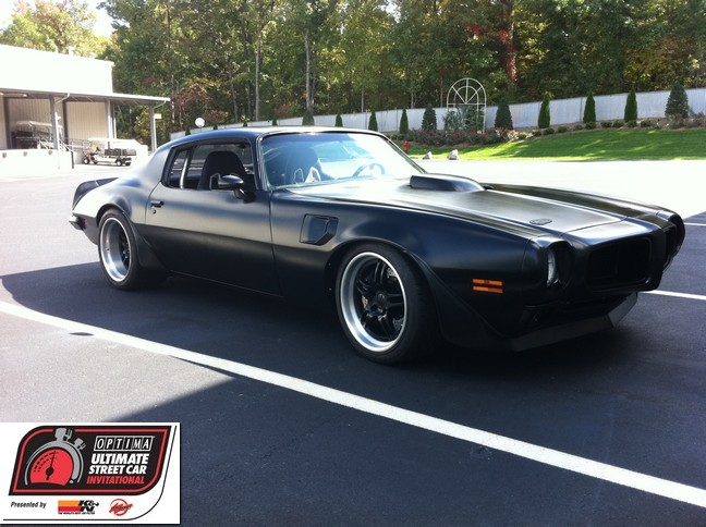 2011 OPTIMA Ultimate Street Car Invitational Preview- Goldberg's '70 Trans Am