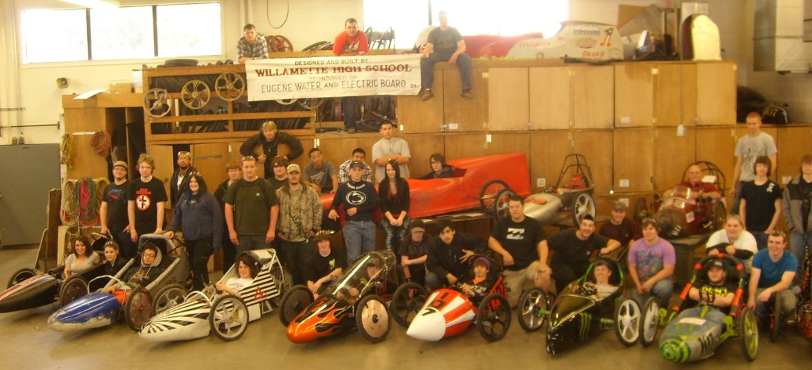 OPTIMA Supports Electrathon Racing