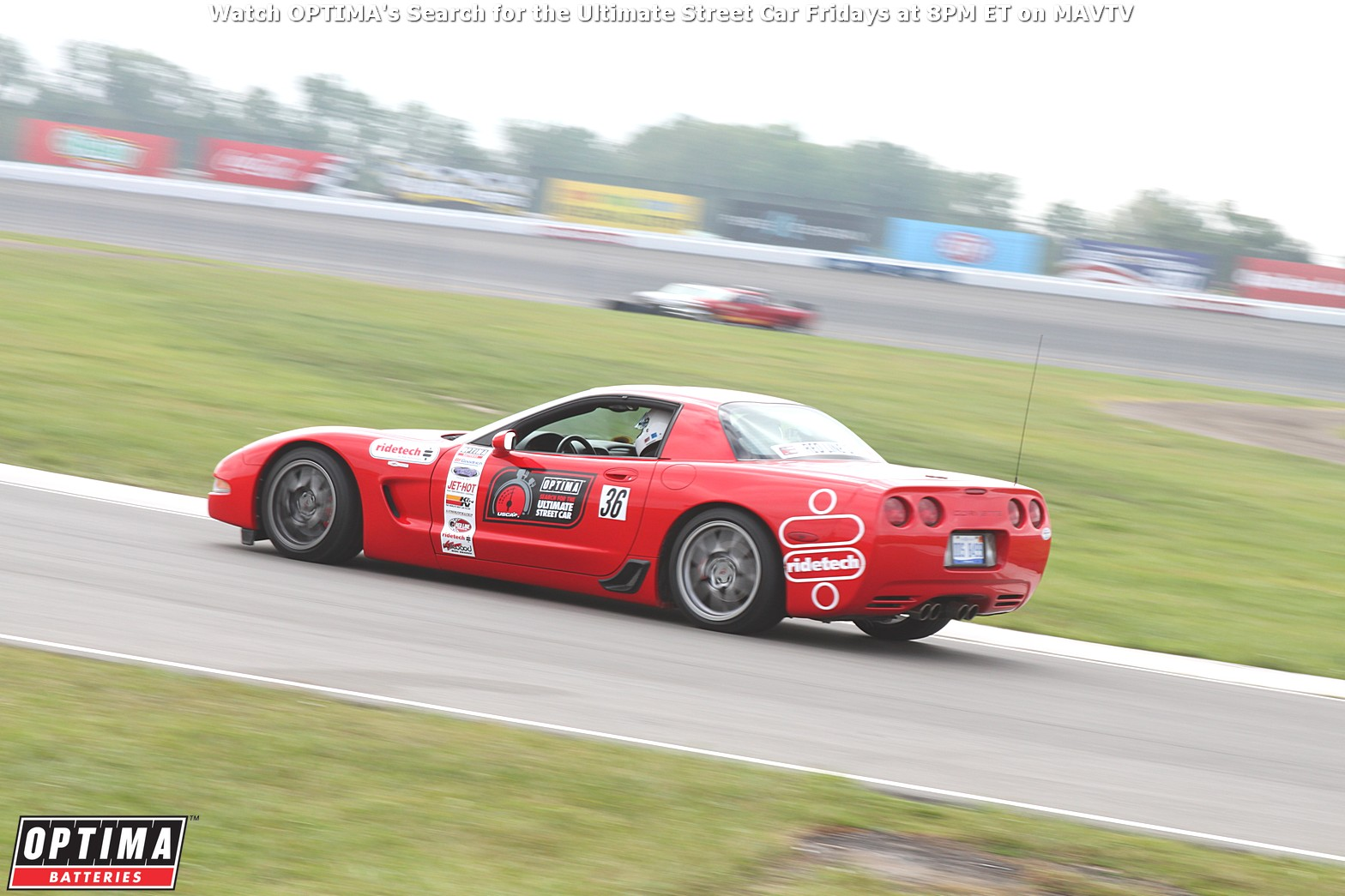 2014 OUSCI Preview- Bradley Yonkers' 2002 Chevrolet Corvette ZO6