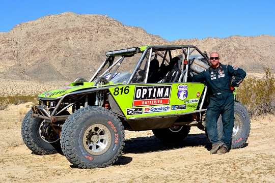 Putting Murphy's Law to the Test at King of the Hammers