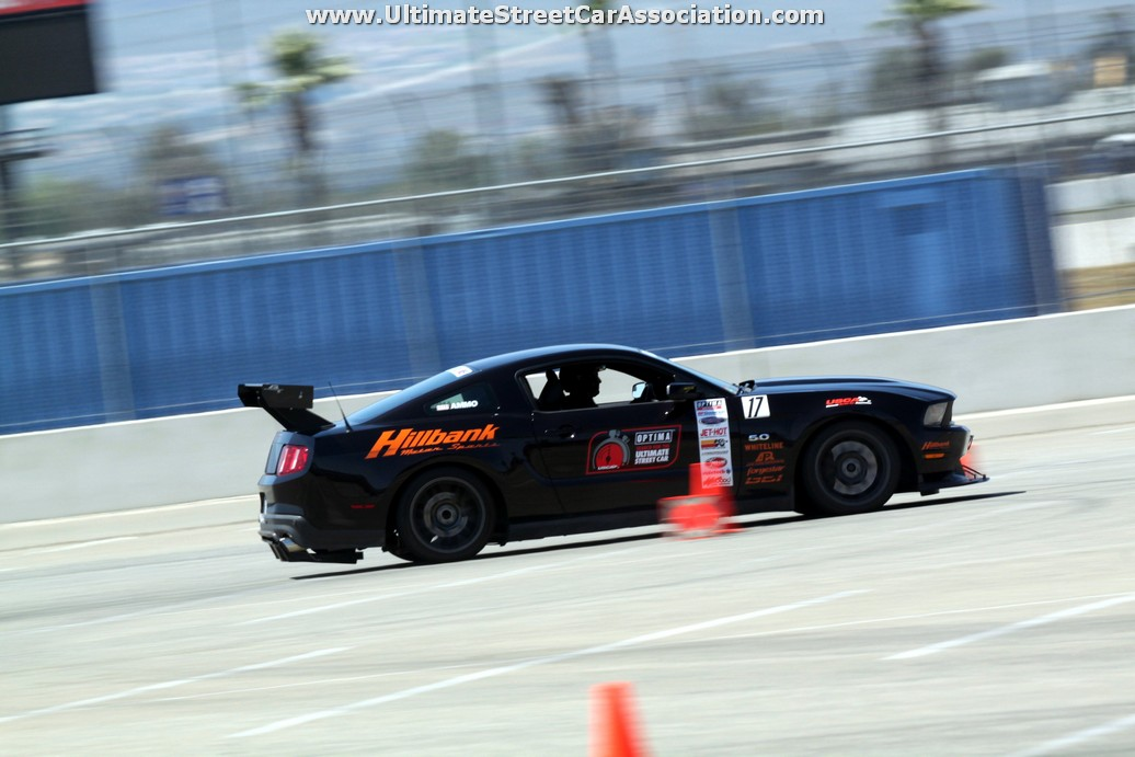 OUSCI Preview- Andrew Nier's 2012 Ford Mustang GT