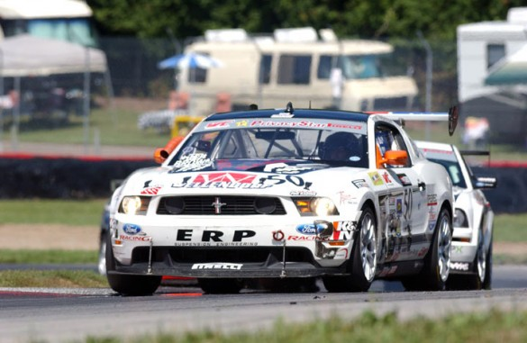 OPTIMA-Sponsored Tiger Racing Wins Twice at Mid-Ohio