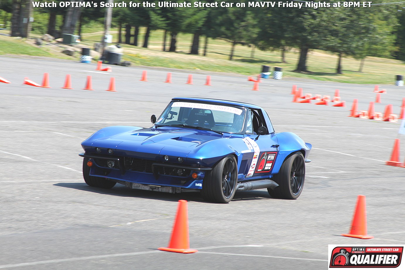 2014 OUSCI Preview- Dan Livezey's 1964 Chevrolet Corvette