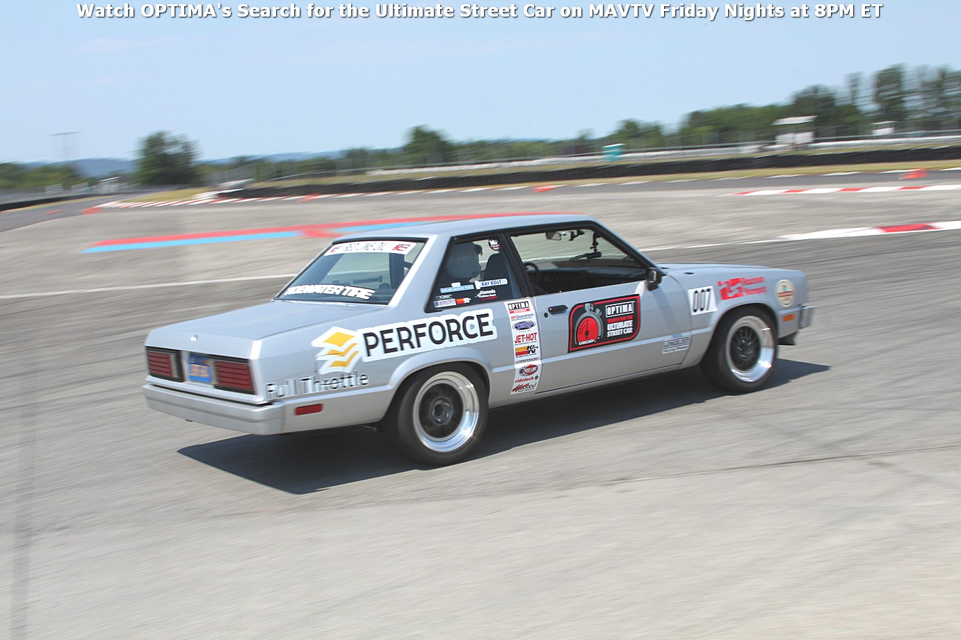 2014 OUSCI Preview- Martin Pond's 1980 Ford Fairmont