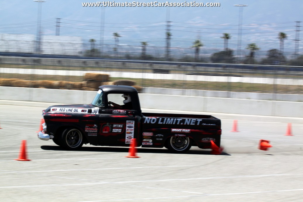 2014 OUSCI Preview- Wes Drelleshak's 1959 Chevrolet Apache
