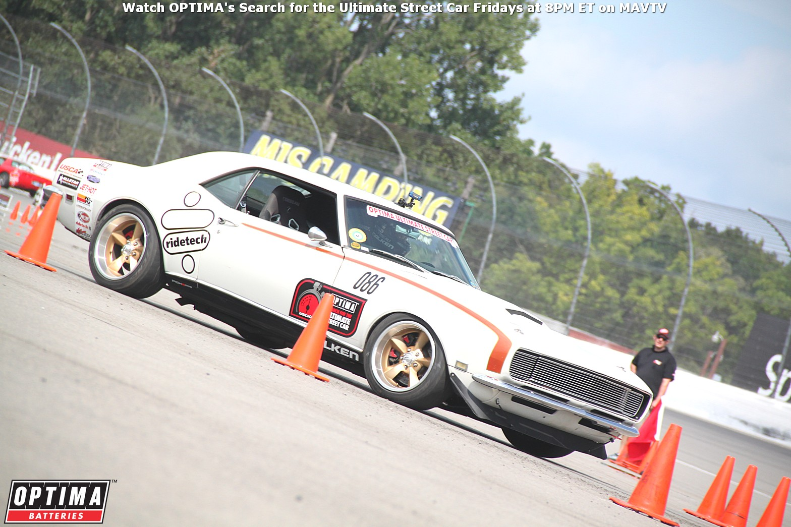 2014 OUSCI Preview- Rodney Prouty's 1968 Chevrolet Camaro