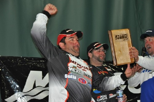 OPTIMA Angler Tommy Kemos Wins Big!