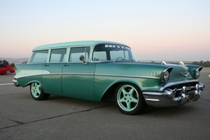 OUSCI Preview- Kyle Newman's '57 Chevy 210 Wagon