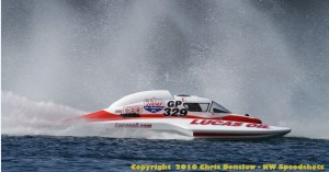 Take a Ride Inside a Hydroplane