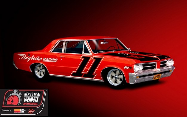 2011 OPTIMA Ultimate Street Car Invitational Preview- The Raybestos GTO-R