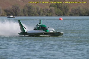 Ride in the OPTIMA-sponsored Hydroplane