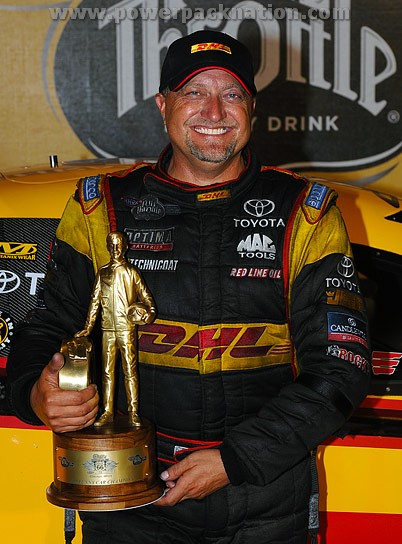 Arend Races to Victory in Chicago; Team Kalitta Continues to Dazzle in 2012