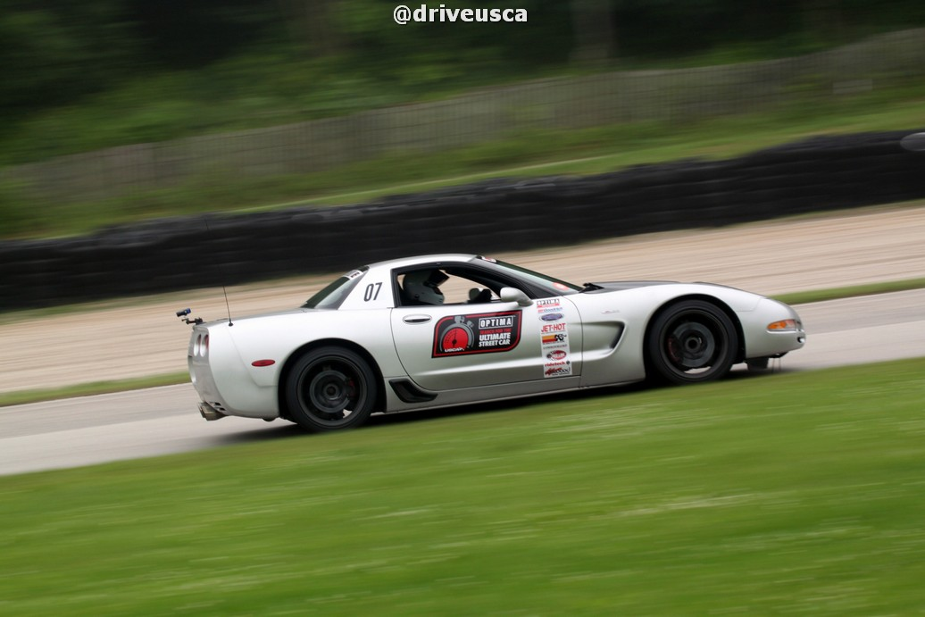 2014 OUSCI Preview- Karl Dunn's 2002 Chevrolet Corvette