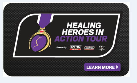 Healing Heroes in Action Tour