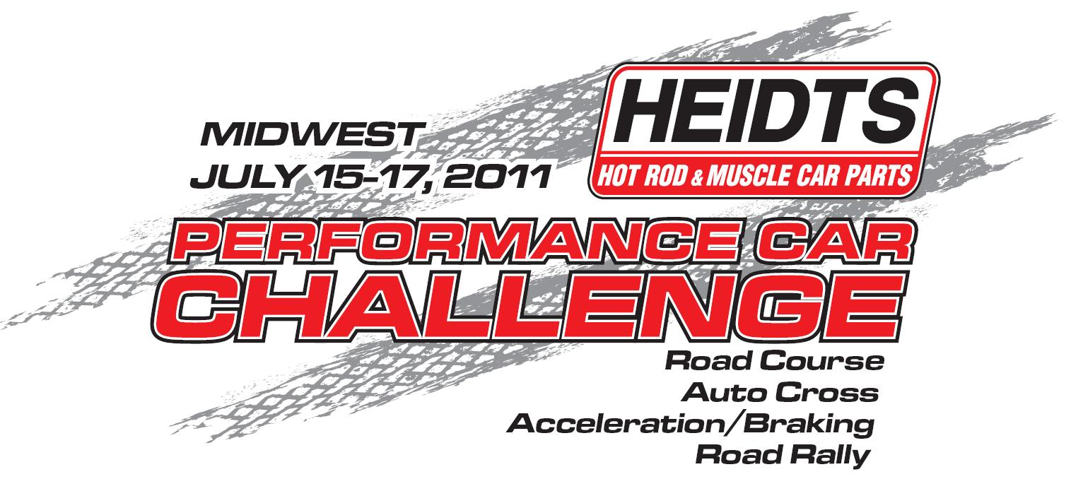 OUSCI Qualifier #5- The Heidt's Performance Car Challenge