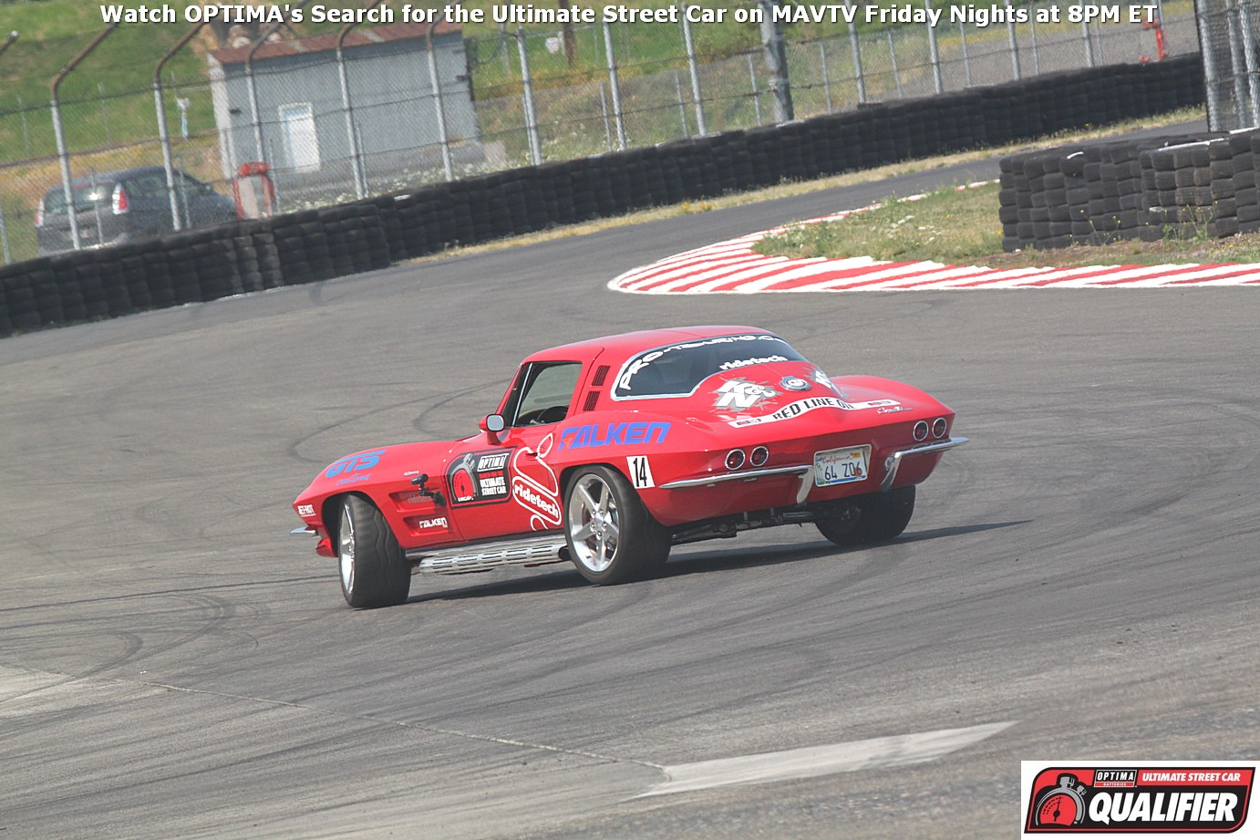 2014 OUSCI Preview- Jane Thurmond's 1964 Chevrolet Corvette