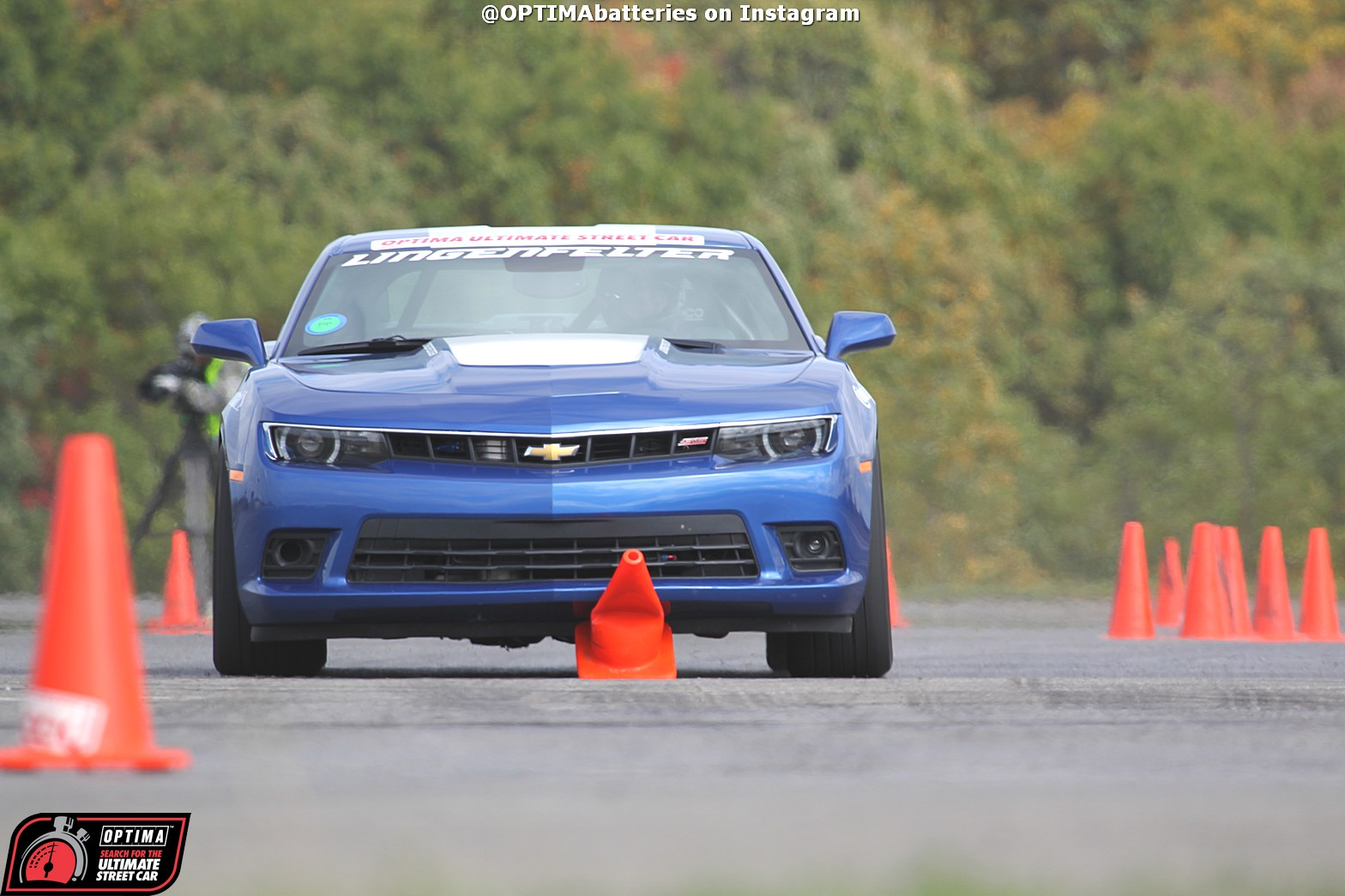 2014 OUSCI Preview- Chris Jacobs in the Lingenfelter L28 Camaro