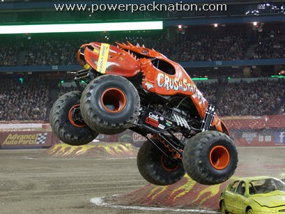 OPTIMA-sponsored Crushstation Wraps Up Spectacular Monster Jam Season